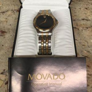 Genuine Men's Movado Watch